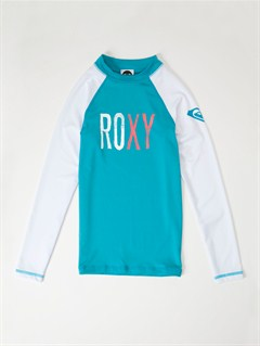 TURFrom Above LS Girls Rashguard by Roxy - FRT1