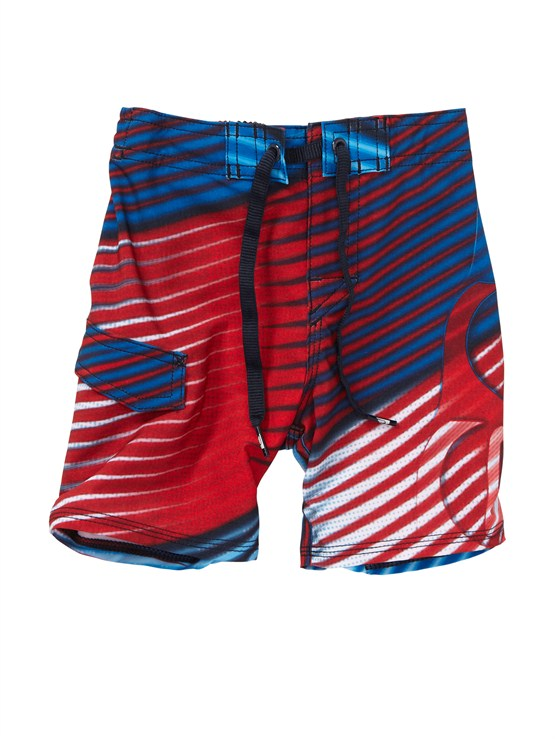 CHIBaby Talkabout Volley Shorts by Quiksilver - FRT1