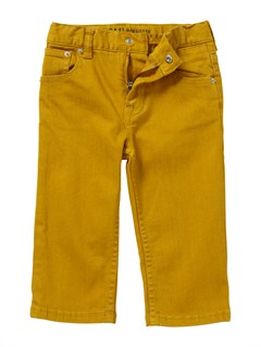 YMA0Baby Box Car Pants by Quiksilver - FRT1