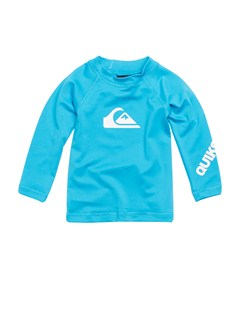 BKV0All Time LS Boy Rashguard by Quiksilver - FRT1