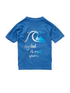 BPC0Boys 2-7 Rad Dad T-Shirt by Quiksilver - FRT1