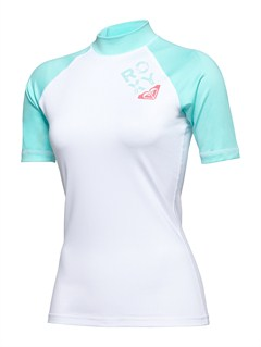 TURBasically Roxy SS Rashguard by Roxy - FRT1