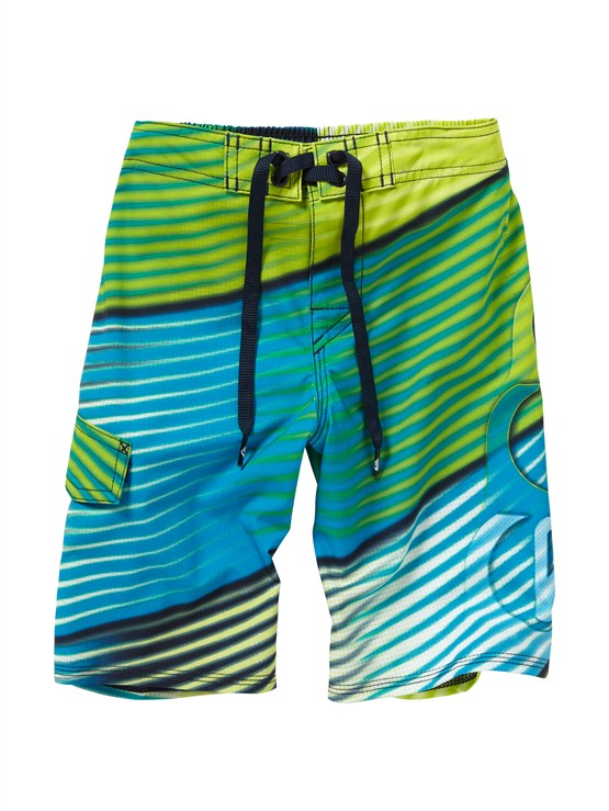 BYLBoys 2-7 Talkabout Volley Shorts by Quiksilver - FRT1