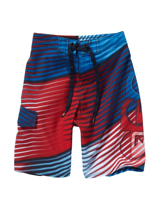 CHIBoys 2-7 Talkabout Volley Shorts by Quiksilver - FRT1