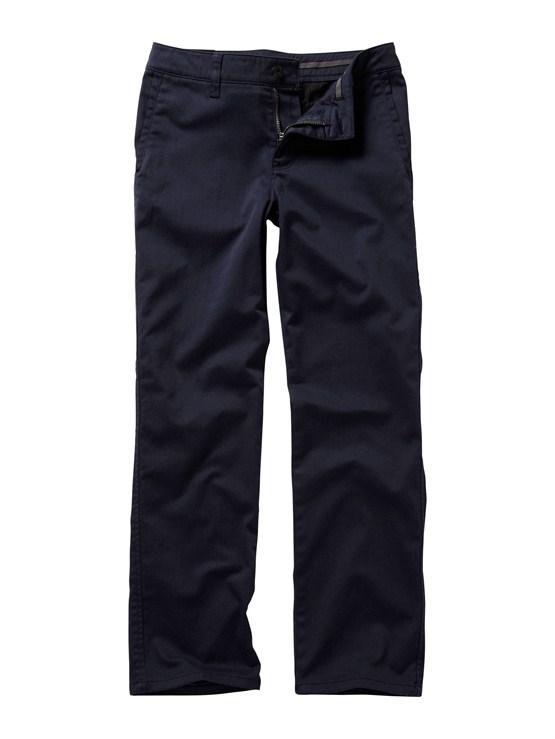 KTP0Boys 2-7 Distortion Slim Pant by Quiksilver - FRT1