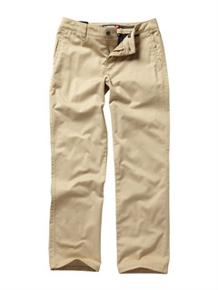 TKA0Boys 2-7 Union Heather Pants by Quiksilver - FRT1