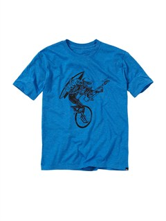 BQCHBoys 2-7 Monkey Jazz T-Shirt by Quiksilver - FRT1