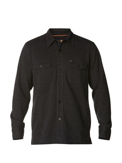 KTE0Men s Quadra Long Sleeve Shirt by Quiksilver - FRT1