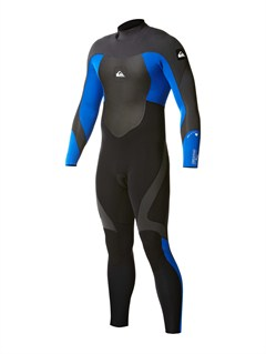 XKSPFuseflex 3.5/3/2 Chest Zip Wetsuit by Quiksilver - FRT1