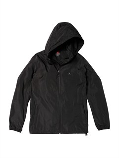 BLKShell Out Windbreaker Jacket by Quiksilver - FRT1