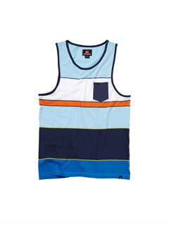 SBUCakewalk Slim Fit Tank by Quiksilver - FRT1