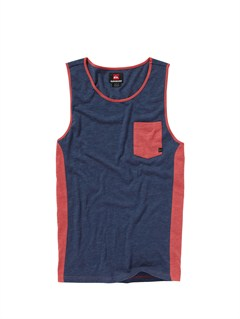 BRQ0Cakewalk Slim Fit Tank by Quiksilver - FRT1