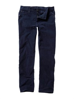 BTK0Class Act Chino Pants  32  Inseam by Quiksilver - FRT1