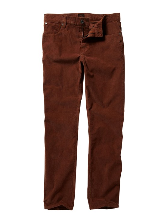 CRP0Class Act Chino Pants  32  Inseam by Quiksilver - FRT1