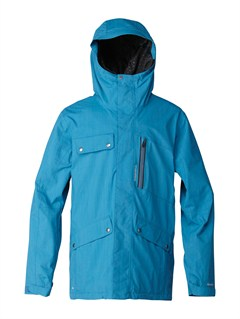 BRJ0Travis Rice Park It In The Rear Gore-Tex Bib Shell Pants by Quiksilver - FRT1
