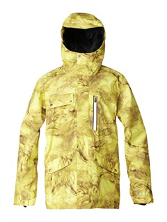 YJN2Over And Out Gore-Tex Pro Shell Jacket by Quiksilver - FRT1