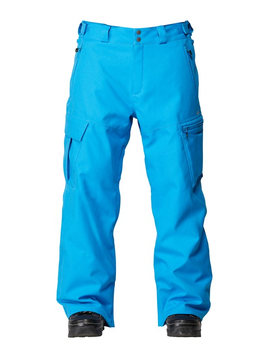 BNL0Dark And Stormy  5K Shell Pants by Quiksilver - FRT1