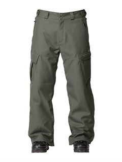 GZA0Travis Rice Park It In The Rear Gore-Tex Bib Shell Pants by Quiksilver - FRT1