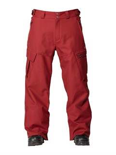 RRG0Travis Rice Park It In The Rear Gore-Tex Bib Shell Pants by Quiksilver - FRT1