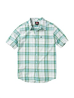 SAGFresh Breather Short Sleeve Shirt by Quiksilver - FRT1