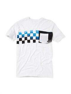 OWHA Frames Slim Fit T-Shirt by Quiksilver - FRT1