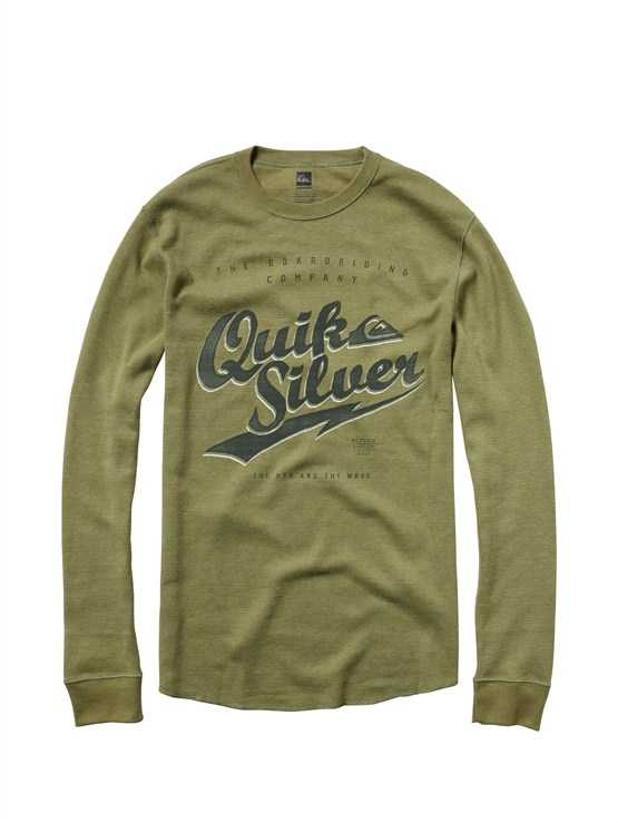 GNR0Radiation Long Sleeve T-Shirt by Quiksilver - FRT1