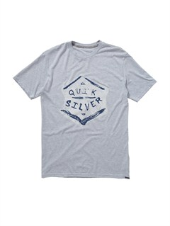 BRD0Mixed Bag Slim Fit T-Shirt by Quiksilver - FRT1