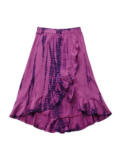 PML6Girls 7- 4 Sun Shining Skirt by Roxy - FRT1