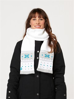 WBB0Swiss Miss Scarf by Roxy - FRT1