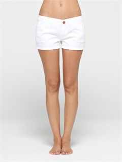 WHTBlaze Embroidered Cut Offs Jean Shorts by Roxy - FRT1