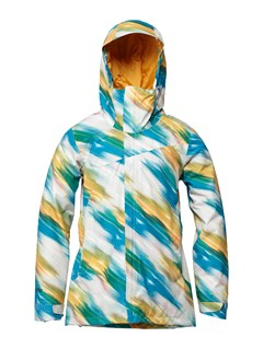 BNZ6Torah Bright Luminous Jacket by Roxy - FRT1