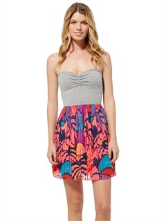 MNA6Beach Dreamer Dress by Roxy - FRT1