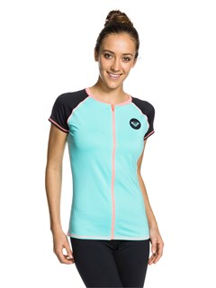 BHF0Whole Heart LS Rashguard by Roxy - FRT1