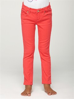 MMN0Girls 2-6 Tawana Rinse Pants by Roxy - FRT1