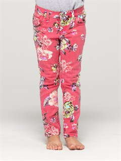 MPB6Girls 2-6 Emmy Printed Jeans by Roxy - FRT1