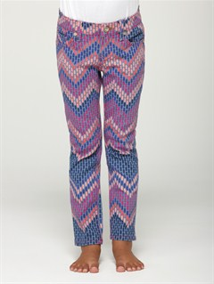 MPF6Girls 2-6 Skinny Rails 2 Pants by Roxy - FRT1