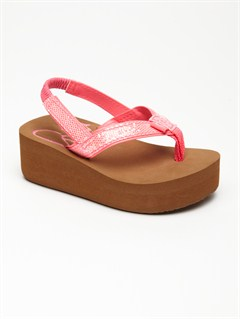 PNKBaby Berry Sandal by Roxy - FRT1