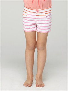 PTNGirls 2-6 Blaze Embroidered Shorts by Roxy - FRT1