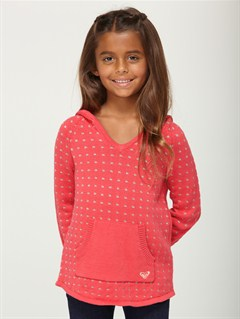 MMN6Girls 2-6 Quiet Whiper Cardigan by Roxy - FRT1