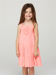 MLNGirls 2-6 Deep Thoughts Dress by Roxy - FRT1