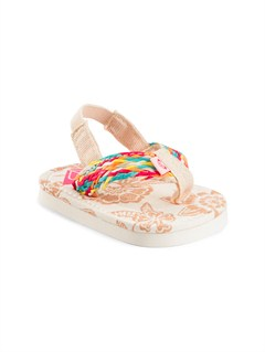 CREGirls 2-6 TW Lanai Sandals by Roxy - FRT1