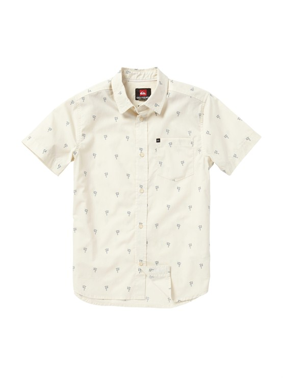 WDV6Boys 8- 6 Mountain And Wave Shirt by Quiksilver - FRT1