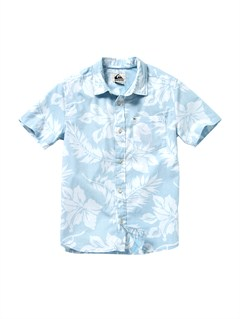 BFG6Boys 2-7 Barracuda Cay Shirt by Quiksilver - FRT1