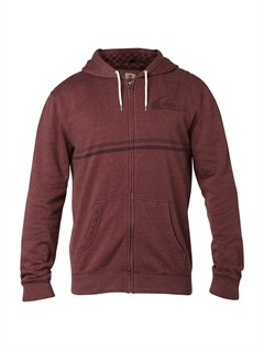RSH0Major Sherpa Zip Hoodie by Quiksilver - FRT1