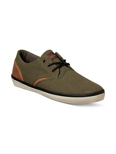 XGKWEmerson Vulc Canvas Shoe by Quiksilver - FRT1