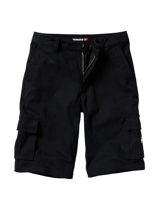 BLKBoys 2-7 Detroit Shorts by Quiksilver - FRT1