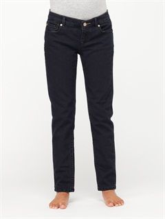 DPLGirls 7- 4 Skinny Rails 2 Jeans by Roxy - FRT1