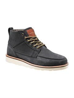 BLKEmerson Vulc Canvas Shoe by Quiksilver - FRT1
