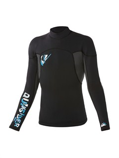XKKSBaby All Time LS Rashguard by Quiksilver - FRT1