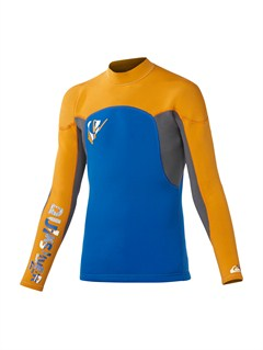 XNPKBaby All Time LS Rashguard by Quiksilver - FRT1